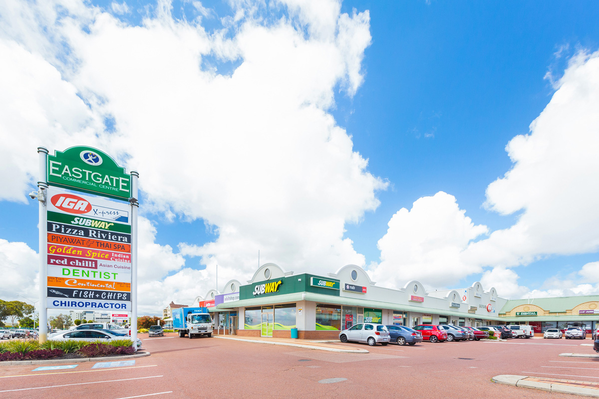 Eastgate Commercial Centre